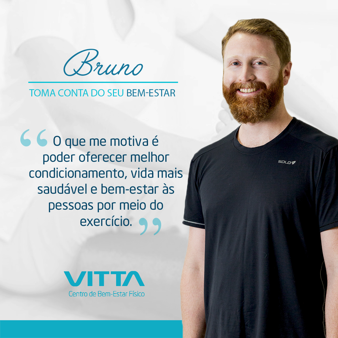bruno foresti professor de pilates